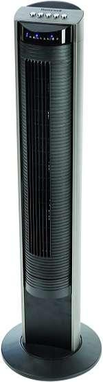 Honeywell HO5500RE - el mejor Ventilador de torre oscilante silencioso mando a distancia