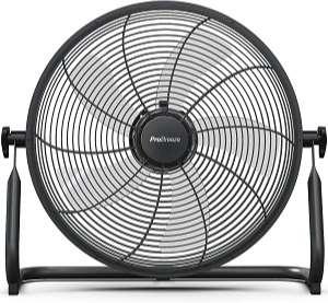 pro breeze ventilador silencioso para dormir con asapas bajo decibelios