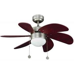 los mejores ventiladores de techo silenciosos