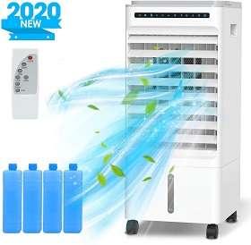 el mejor climatizador evaporativo silencioso