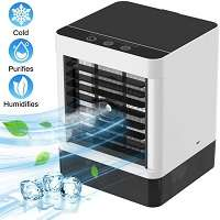 AGKupel Pequeño Enfriador de Aire Portátil climatizador evaporativo barato