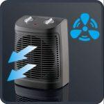 calefactor silencioso