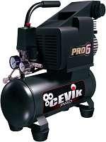 Cevik CA-PRO6 - compresor silencioso Portátiles 230V- 750W- 6 Lt.- 8 BAR- 126 Lt./ min.
