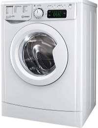 lavadora silenciosa marca indesit color blanco