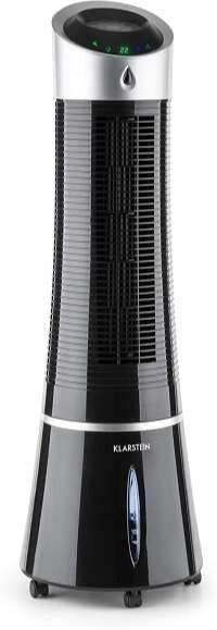 aire acondicionado silencioso portatil marca klarstein skyscraper ice sin tubo